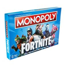 Fortnite Board Game Monopoly Anglická Verze