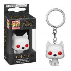 Game of Thrones Pocket POP! vinylová Keychain Ghost 4 cm