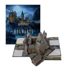 Harry Potter 3D Pop-Up Book A Pop-Up Guide to Bradavice