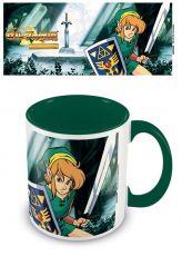 Legend of Zelda Coloured Inner Hrnek The Lost Woods