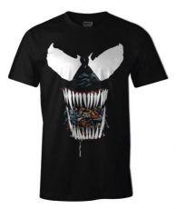 Venom Tričko Black Venom Velikost XL