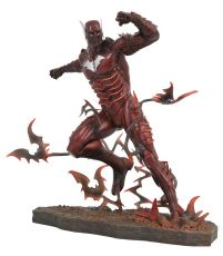 DC Comic Gallery PVC Soška Dark Nights Metal Red Death 25 cm
