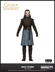 Game of Thrones Akční Figure Arya Stark 15 cm