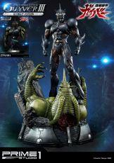 Guyver The Bioboosted Armor Soška & Bysta Guyver III Ultimate Edition Set