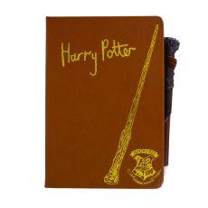 Harry Potter Poznámkový Blok with Propiska Harry Potter