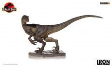 Jurassic Park Art Scale Soška 1/10 Velociraptor 29 cm