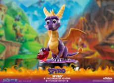 Spyro the Dragon PVC Soška Spyro 20 cm