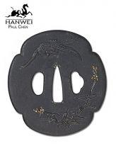 Samurajský meč Tori Elite katana Hanwei Paul Chen