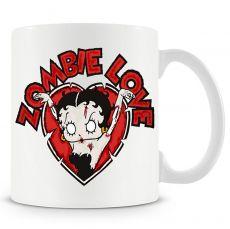 Hrnek Betty Boop Zombie Love