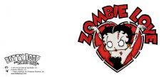 Betty Boop hrnek na čaj Zombie Love Licenced