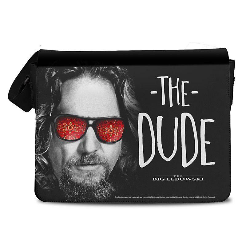 Brašna Big Lebowski taška přes rameno The Dude Licenced