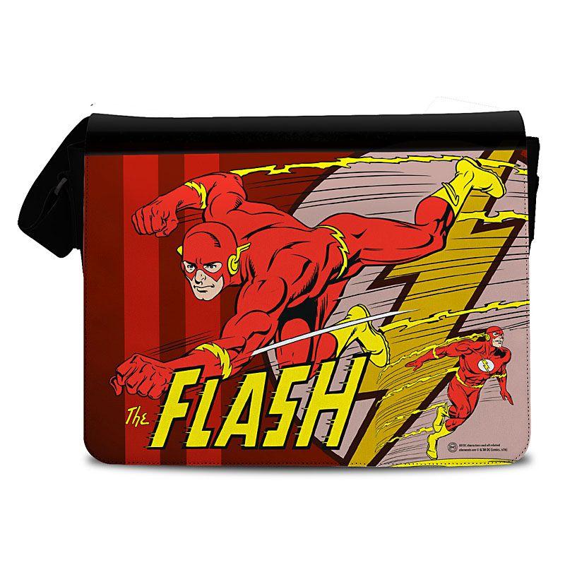Brašna DC Comics taška přes rameno The Flash Licenced