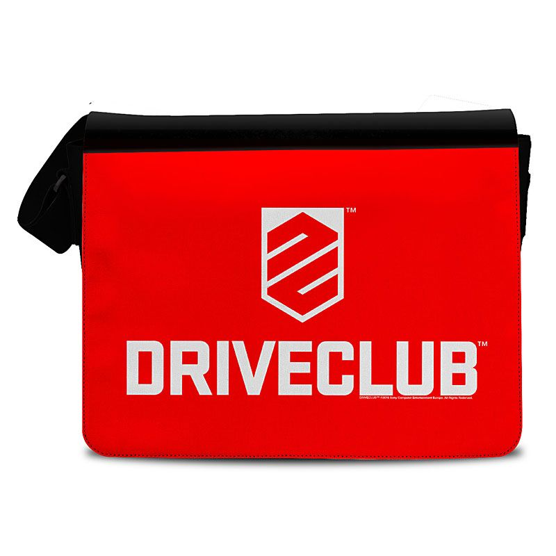 Brašna Driveclub taška přes rameno Logo Licenced