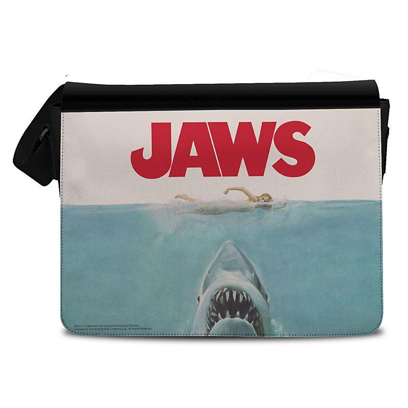 Brašna Jaws taška přes rameno Poster Licenced