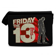 Friday The 13th brašna Block Logo