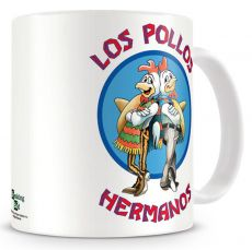 Hrnek Breaking Bad Los Pollos Hermanos