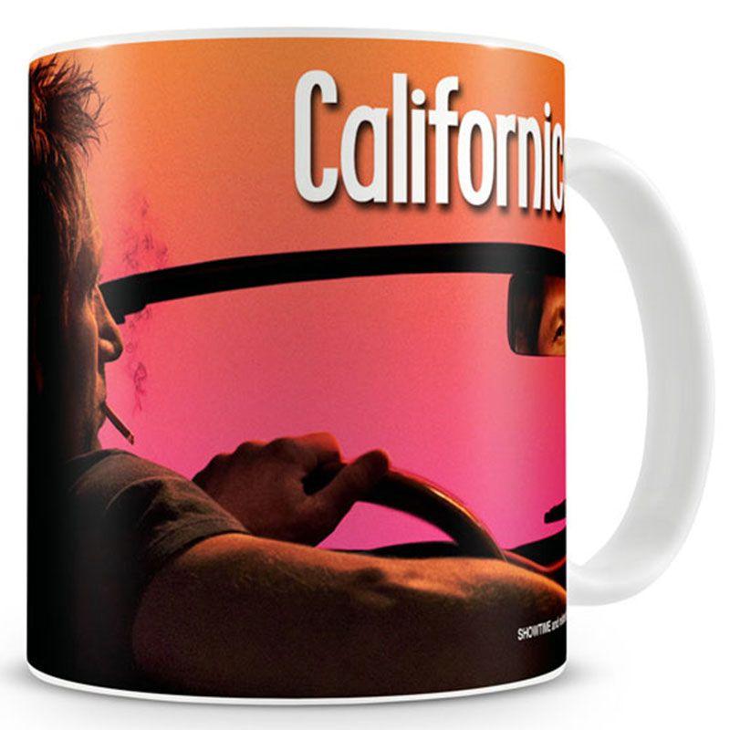 Californication hrnek na kávu Hank Moody