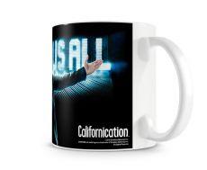Californication hrnek s potiskem God Hates Us All Licenced