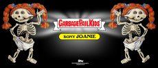 Garbage Pail Kids hrnek Bony Joanie Licenced