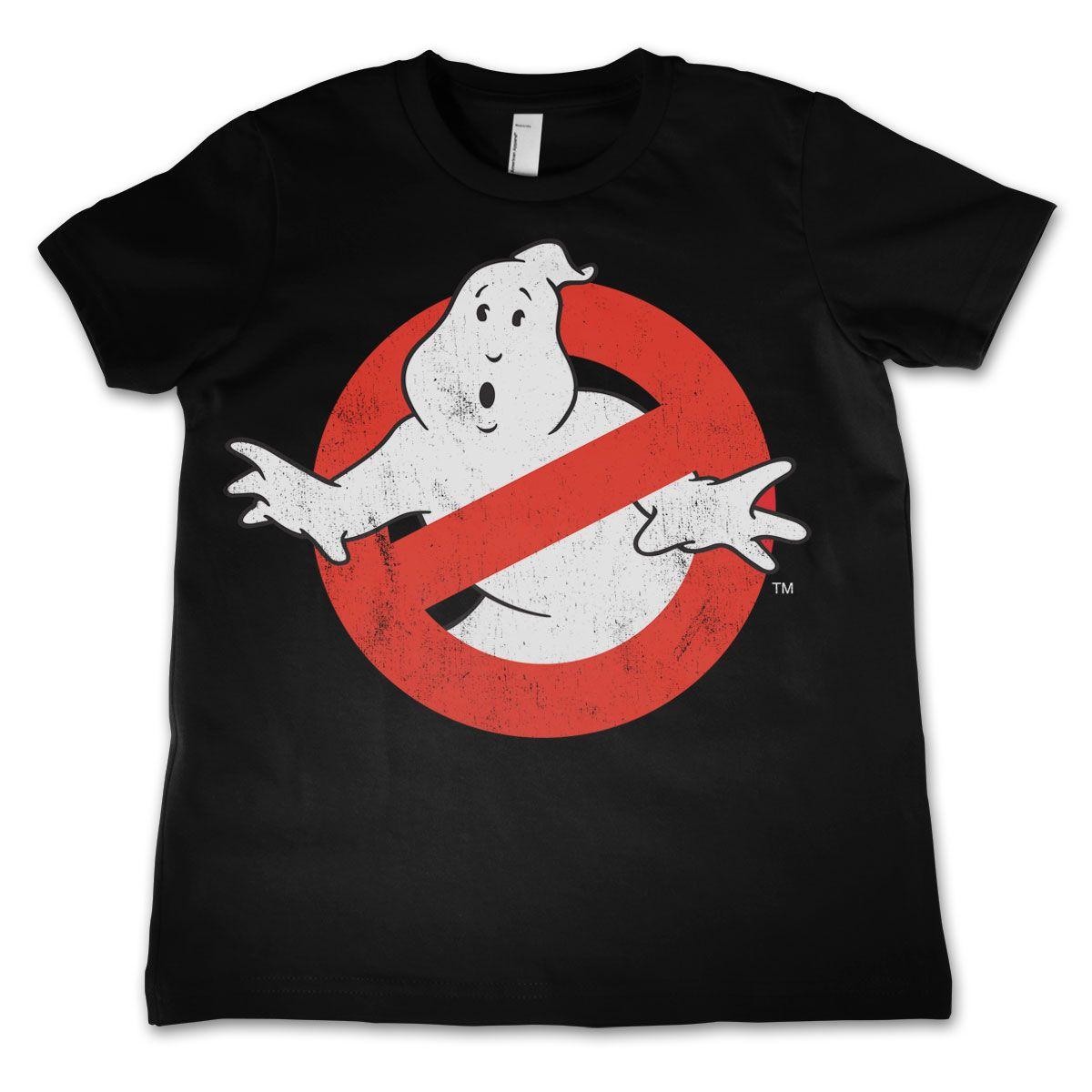 Ghostbusters dětské tričko s potiskem Logo