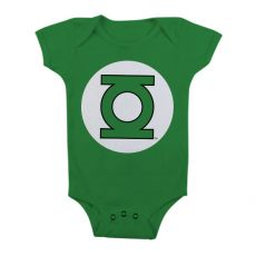 Dětské body Green Lantern Logo