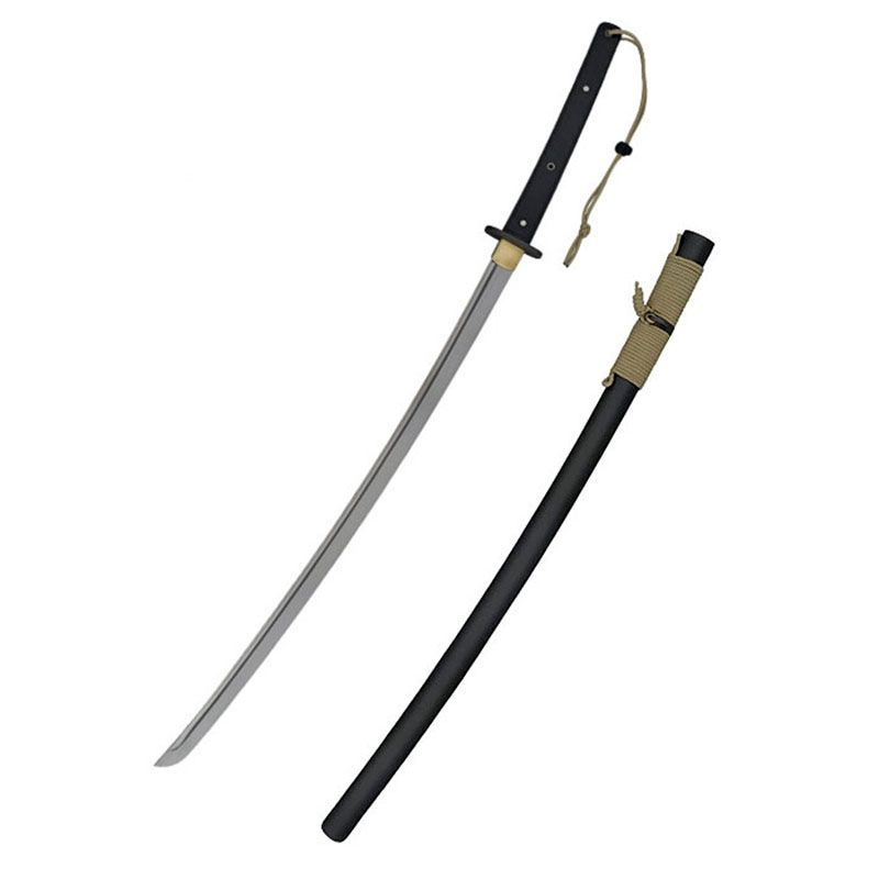 Hanwei taktická katana moderní Samurajský meč Paul Chen Hanwei Paul Chen