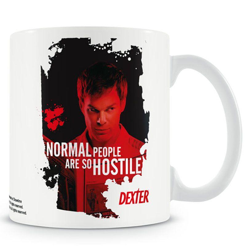 Hhrnek s potiskem Dexter Normal People Licenced