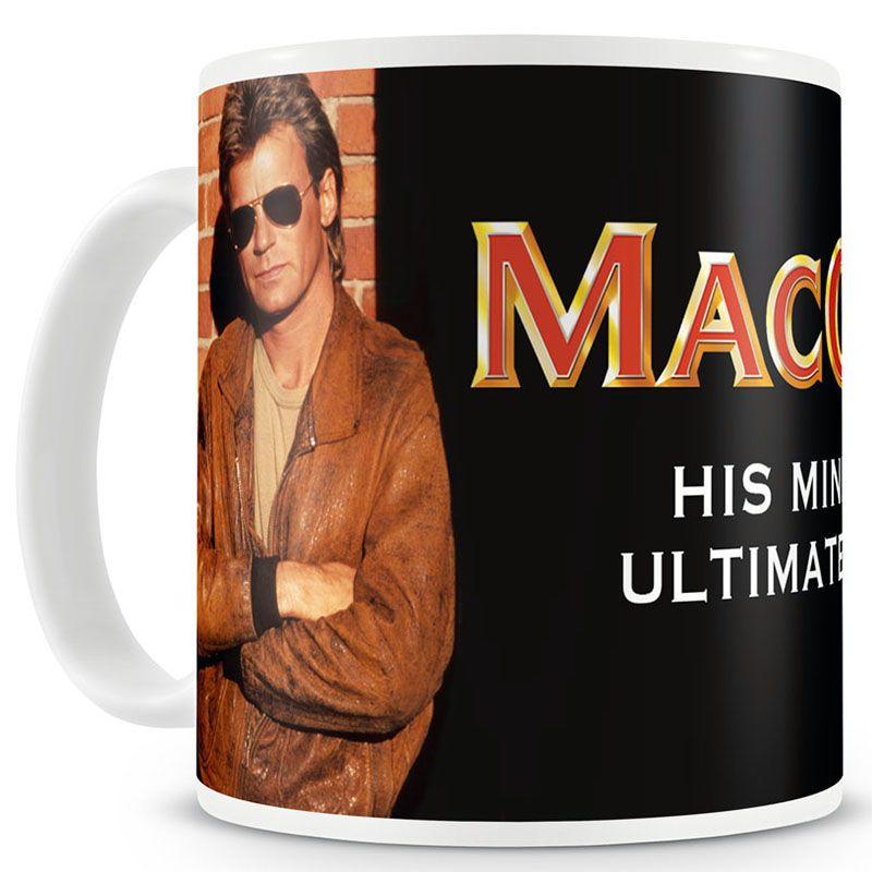 MacGyver hrnek na čaj Ultimate