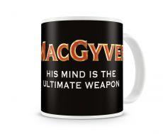 MacGyver hrnek na čaj Ultimate Licenced