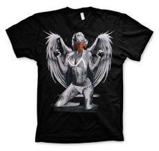 Pánské tričko Marilyn Monroe Gangster With Wings