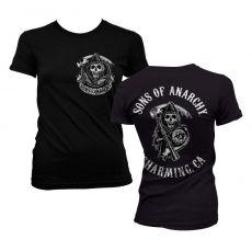 Dámské tričko Zákon Gangu Full CA