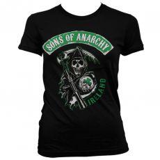 Dámské tričko Zákon Gangu Ireland