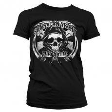 Dámské tričko Zákon Gangu Supporter