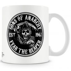 Sons Of Anarchy hrnek na kávu Fear the Reaper Licenced