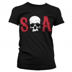 Zákon Gangu dámské tričko S-O-A