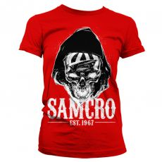 Zákon Gangu dámské tričko SAMCRO Dark Reaper