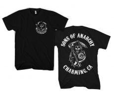 Zákon Gangu pánské tričko Full CA