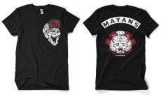 Pánské tričko Zákon Gangu Los Mayans