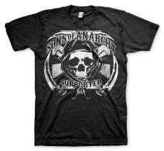 Pánské tričko Zákon Gangu Supporter