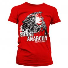 Zákon Gangu dámské tričko AK Reaper