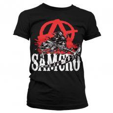 Zákon Gangu dámské tričko Anarchy Reaper