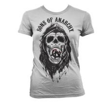 Zákon Gangu dámské tričko Draft Skull