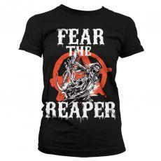Zákon Gangu dámské tričko Fear The Reaper