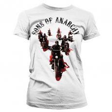 Zákon Gangu dámské tričko Motorcycle Gang