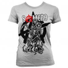 Zákon Gangu dámské tričko Reaper Splash