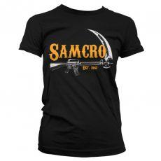 Zákon Gangu dámské tričko SAMCRO Est. 1967