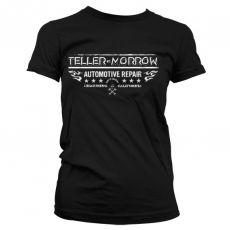 Zákon Gangu dámské tričko Teller-Morrow Automotive