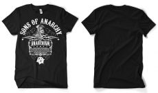 Zákon Gangu pánské tričko Anarchy