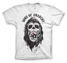 Zákon Gangu pánské tričko Draft Skull