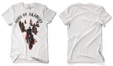 Zákon Gangu pánské tričko Motorcycle Gang